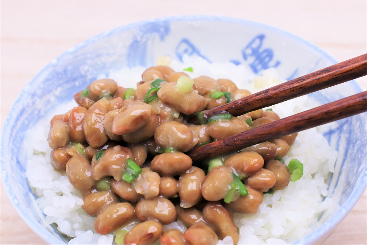 納豆ごはん 受験のときの朝食