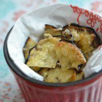 ナス(茄子)の離乳後期レシピ、チーズ