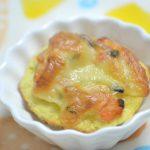 サツマイモの離乳食