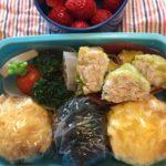 幼稚園のお弁当:お弁当箱の大きさと詰め方のコツ