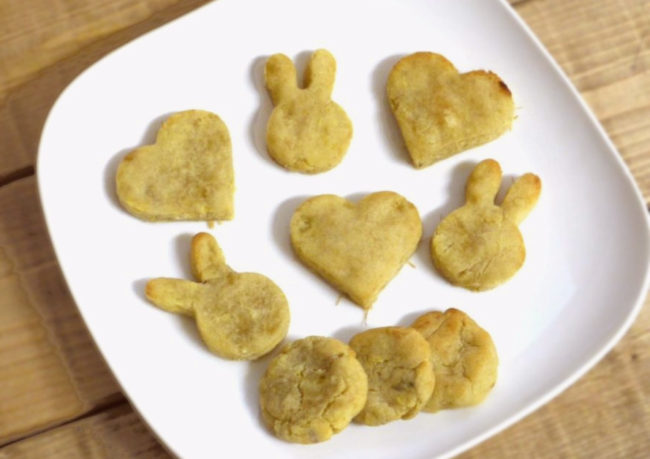 クッキー さつまいも 幼児 離乳食 おやつ 幼稚園