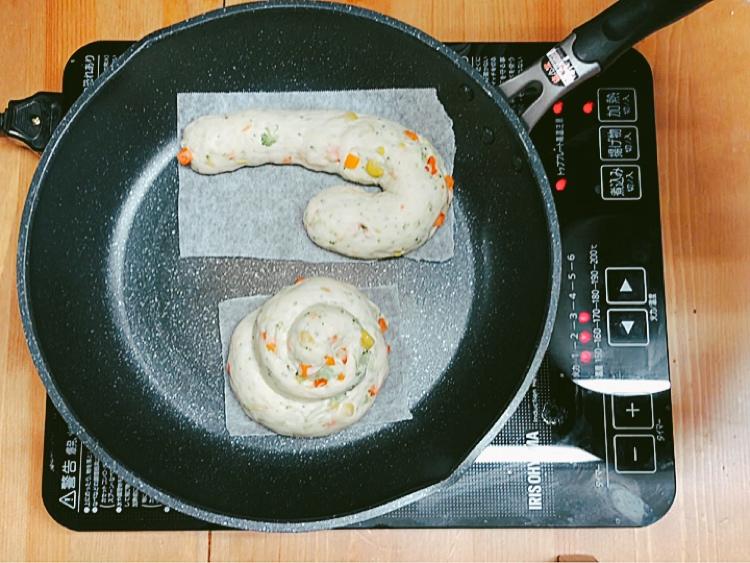 ベジタブルパン3