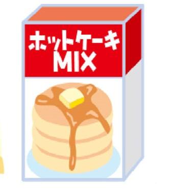 パンケーキ アレルギー 小麦 ダニ