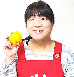 國分利恵(千葉県)母子栄養指導士